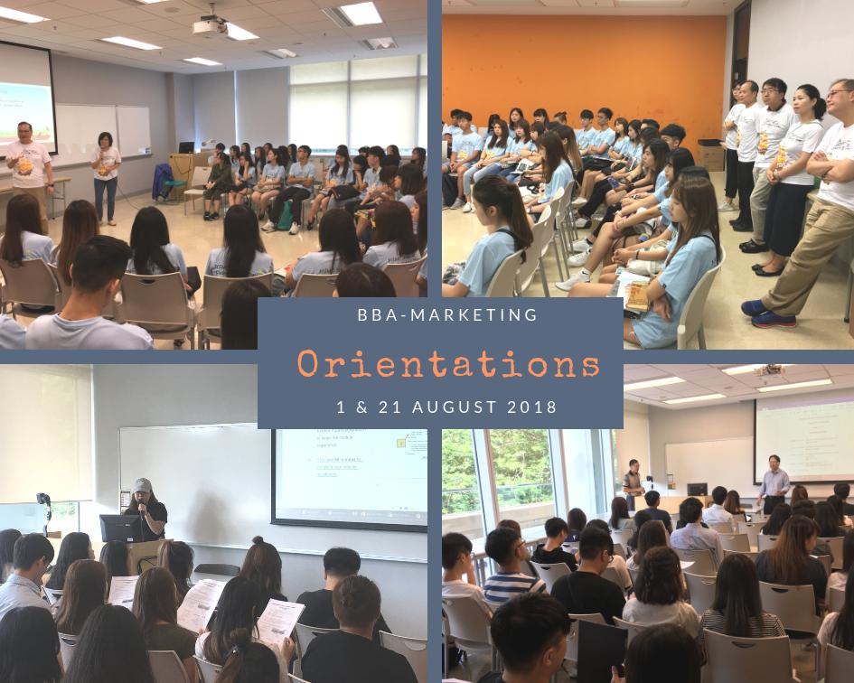 Orientation Day Photos (MKT Website)
