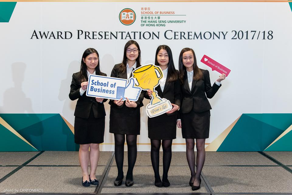 學生得獎者